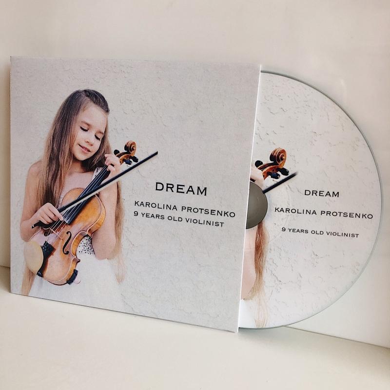 Karolina Protsenko - My Dream CD