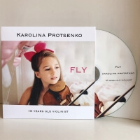 Karolina Protsenko - FLY CD