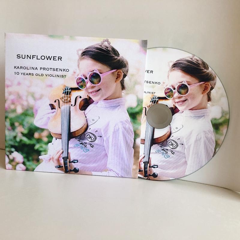 Karolina Protsenko - Sunflower CD